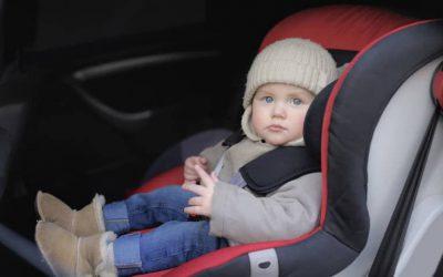 O que acontece num acidente se o seu filho não viaja numa cadeira