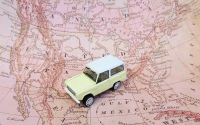10 Recomendações da MAPFRE antes de uma viagem de automóvel