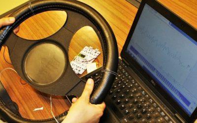 Invenção portuguesa deteta fadiga dos condutores através do volante