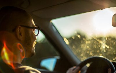 Lentes amarelas para conduzir de noite. Realidade ou mito?