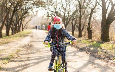 Desconfinar: Cinco conselhos para sair com as crianças em segurança