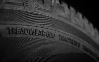 Como saber a durabilidade de um pneu através do índice Treadwear?
