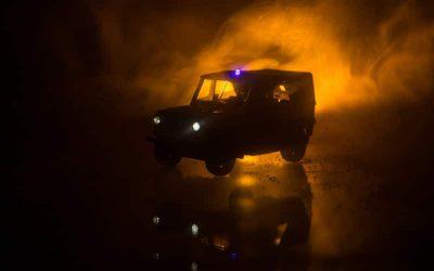 Como conduzir em zona de incêndios