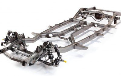 Qual a diferença entre chassis e carroçaria?