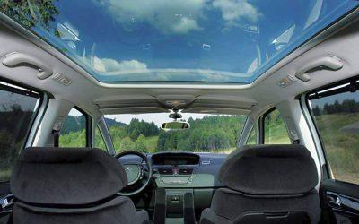 Porque é que os vidros conquistam a carroçaria dos automóveis?