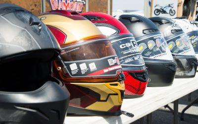 A importância do capacete nos acidentes com veículos de duas rodas