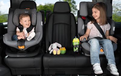 Porque não deve comprar uma cadeira de criança em segunda mão para o seu carro?