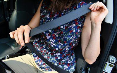 Cinto de segurança ainda nem todos o usam em todos os lugares do veículo