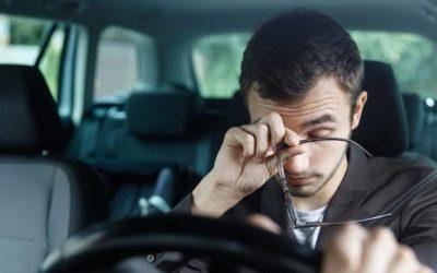 A qualidade do sono afeta a condução?