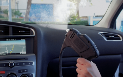Como higienizar e desinfetar o veículo de forma segura