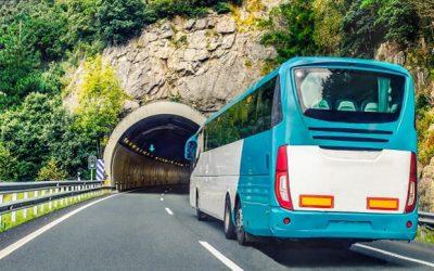 Viajar de autocarro é muito mais seguro que de carro