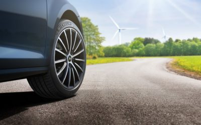 Que vantagens nos trazem uns pneus com maior eficiência?