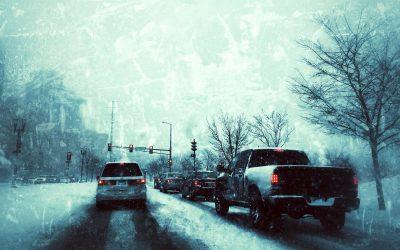 Neve: cuidados a caminho da serra
