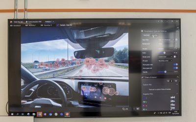 Serão os infravermelhos e os sensores da íris o futuro da segurança na estrada?