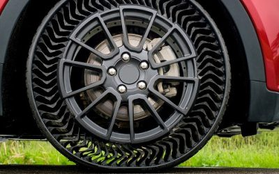 Novas tecnologias em pneus