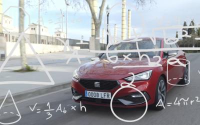 Números à solta: a matemática está em todo o lado no automóvel