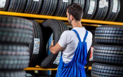 Rótulo do pneu vai ter alterações