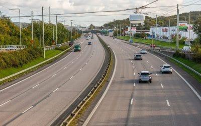5 razões que fazem da Suécia um paraíso da segurança rodoviária