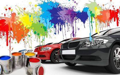 Qual é a principal função da tinta do seu carro? Algumas curiosidades