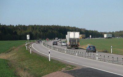As estradas mais seguras são as estradas 2+1