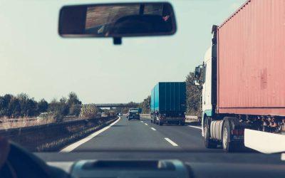 25% das mortes nas estradas da Europa estão relacionadas com pesados