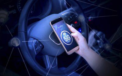 Veículos conectados, veículos 5G