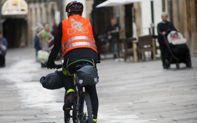 De bicicleta, há cores que salvam vidas