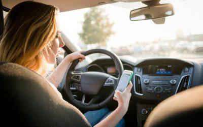 Distrações ao volante: um perigo pouco considerado