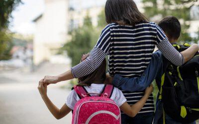 Rotas escolares: recuperar a rua para as crianças