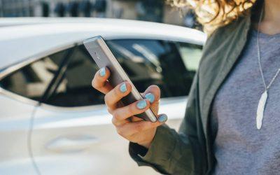 Apps para estacionar: cada vez mais fácil