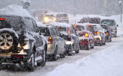 França e a nova lei de equipamento de inverno obrigatório